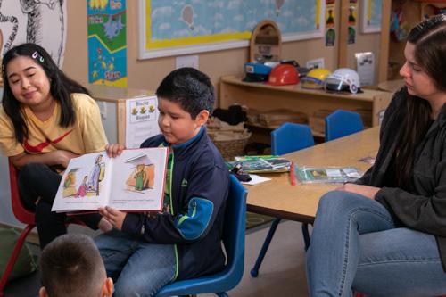 Classroom Reading